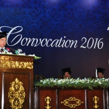 Convocation - 2016
