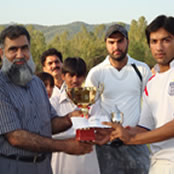 Prize Distribution Ceremony 2010 (Departmental Sports)